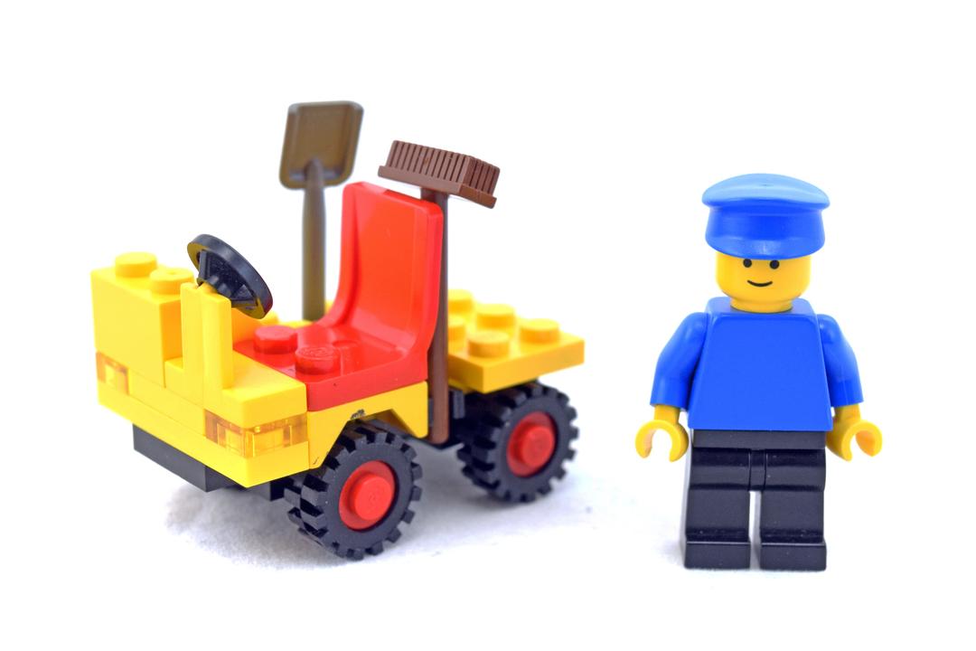 Service Truck - LEGO set #6607-1 - 1
