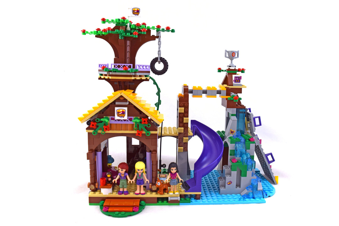 Adventure Camp Tree House - LEGO set #41122-1 - 1