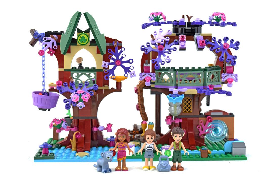 The Elves' Treetop Hideaway - LEGO set #41075-1 - 1