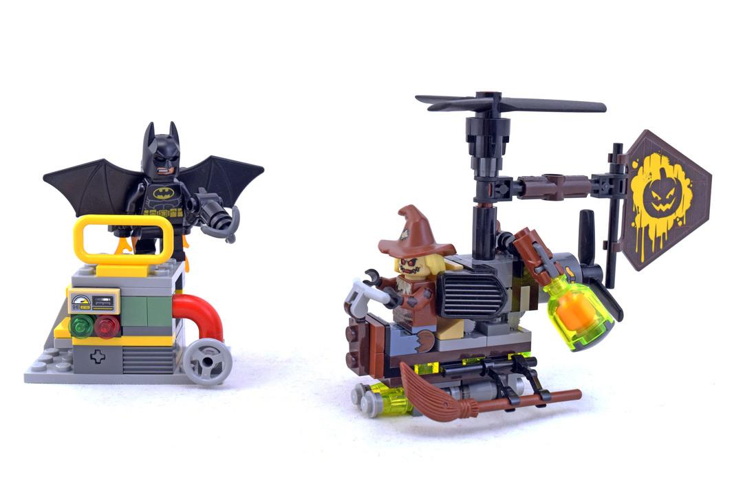 Scarecrow Fearful Face-off - LEGO set #70913-1 - 1