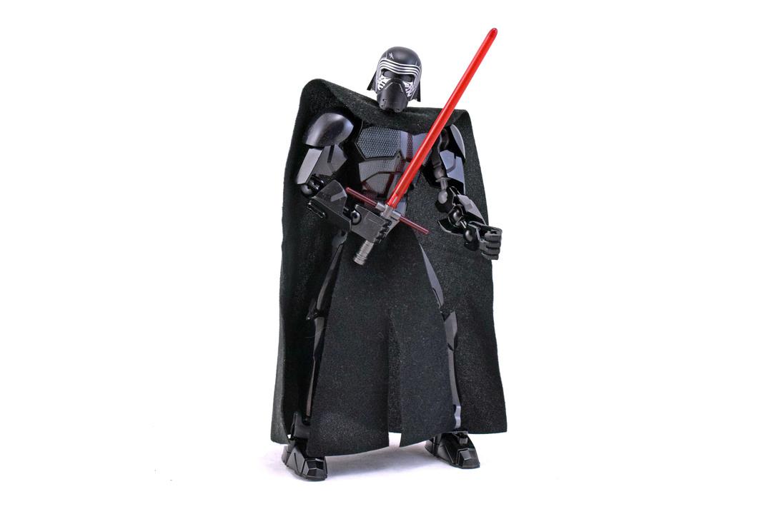 Kylo Ren - LEGO set #75117-1 - 1