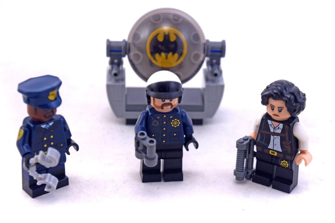Gotham City Police Department Pack blister pack - LEGO set #853651-1 - 1