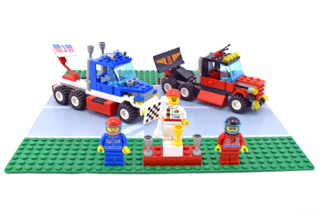 Rally Racers - LEGO set #1821-1 - 1