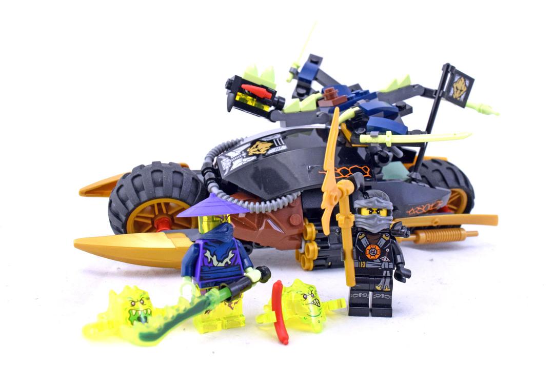 Blaster Bike - LEGO set #70733-1 - 1