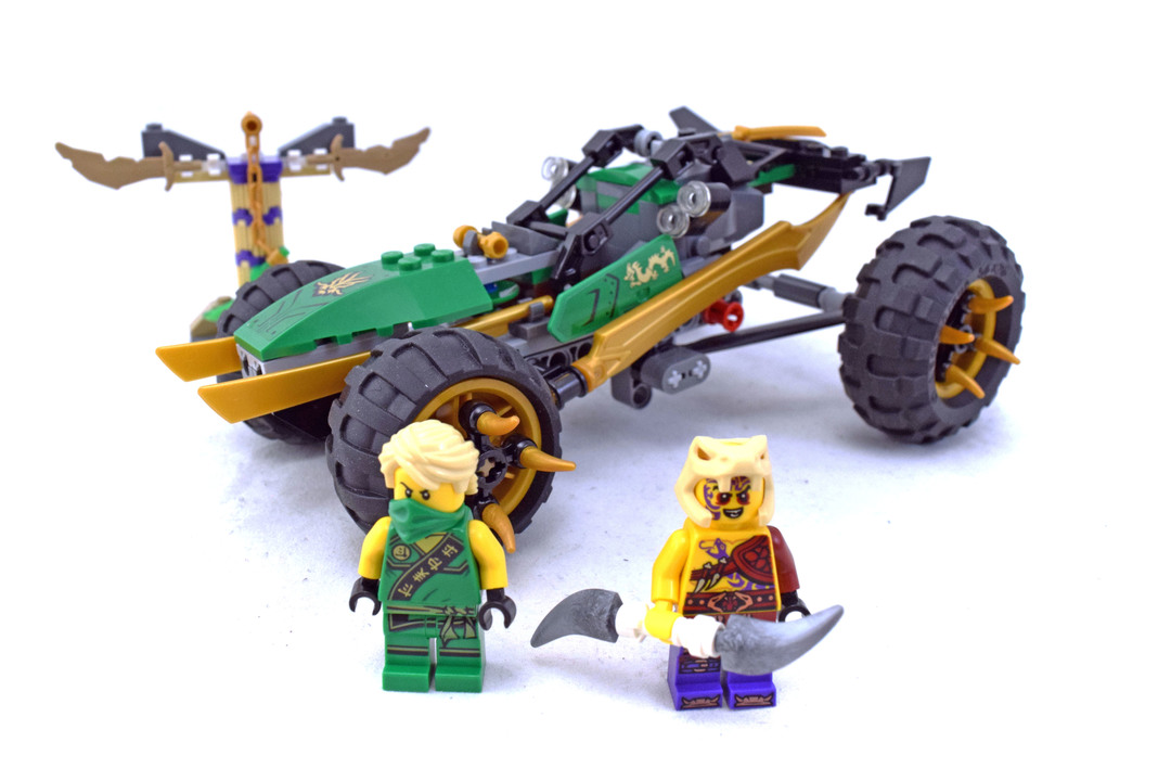Jungle Raider - LEGO set #70755-1 - 1
