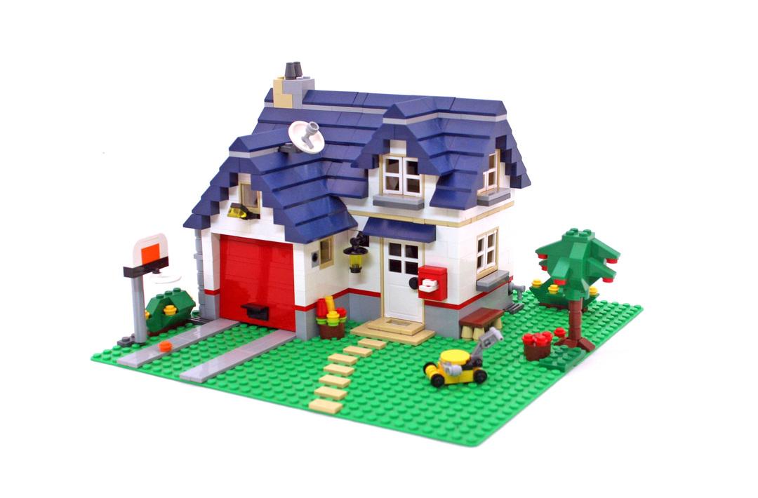 Apple Tree House Lego Set 5891 1 Building Sets Creator