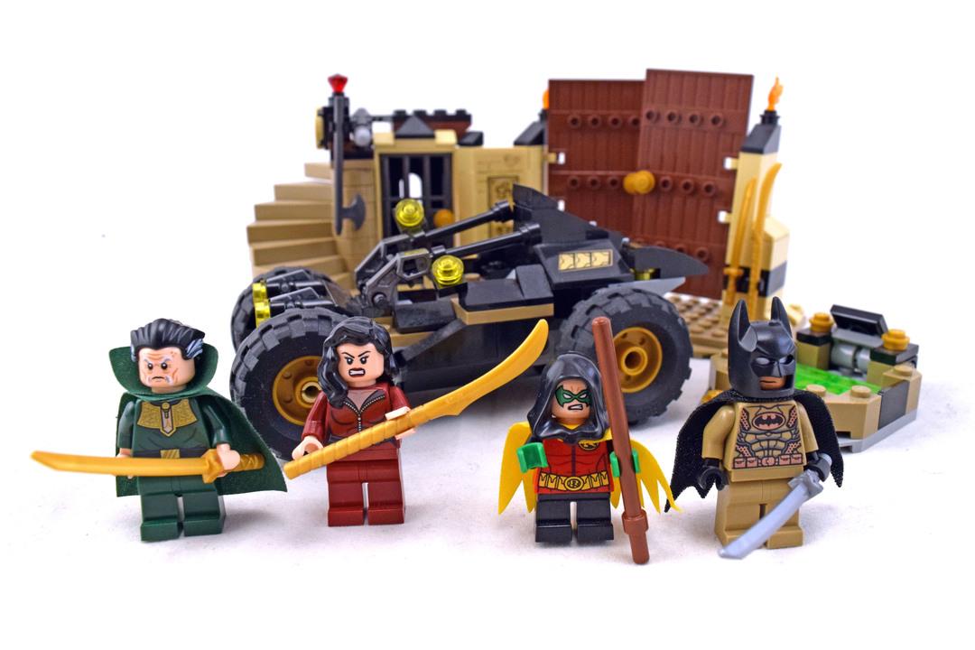 Batman: Rescue from Ra's al Ghul - LEGO set #76056-1 - 1