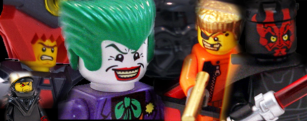 ThePlasticBrick.com Presents: The Ultimate LEGO® Villain Tournament