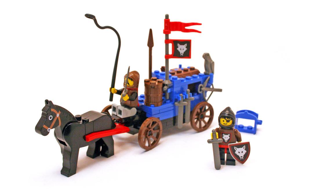 Wolfpack Renegades - LEGO set #6038-1