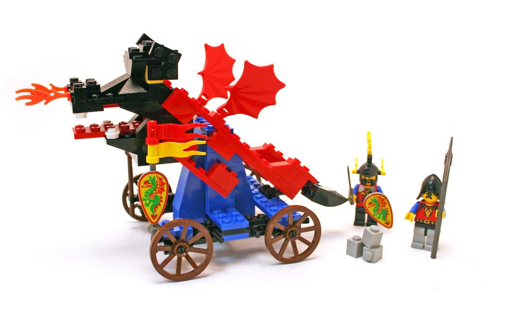 Dragon Defender - LEGO set #6043-1 - 1