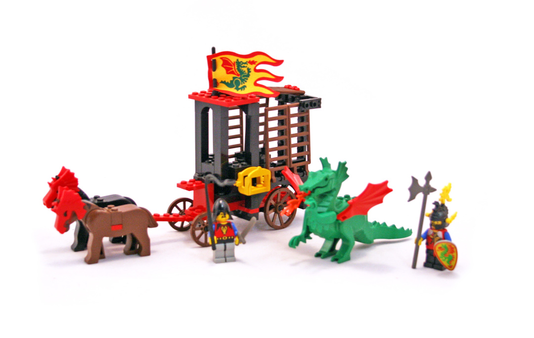 Dragon Wagon - LEGO set #6056-1