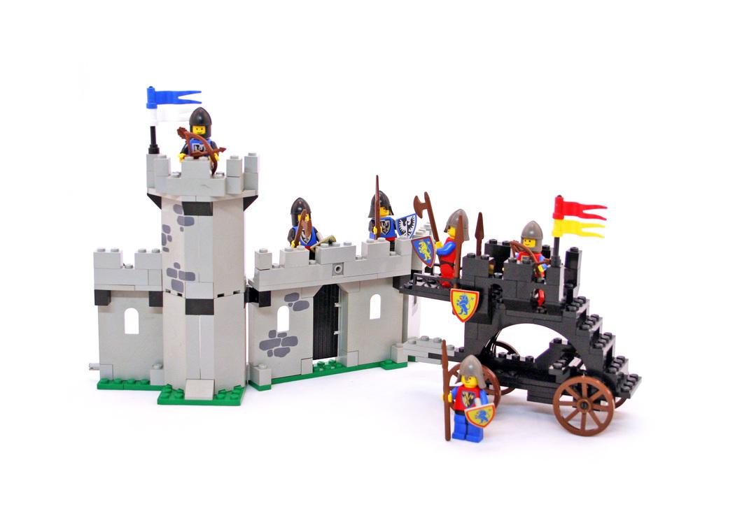 Battering Ram - LEGO set #6062-1 - 1