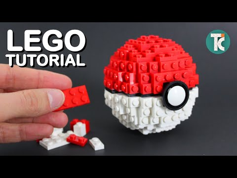 LEGO Pokéball (Instructions)