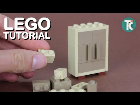 LEGO Closet (Instructions)
