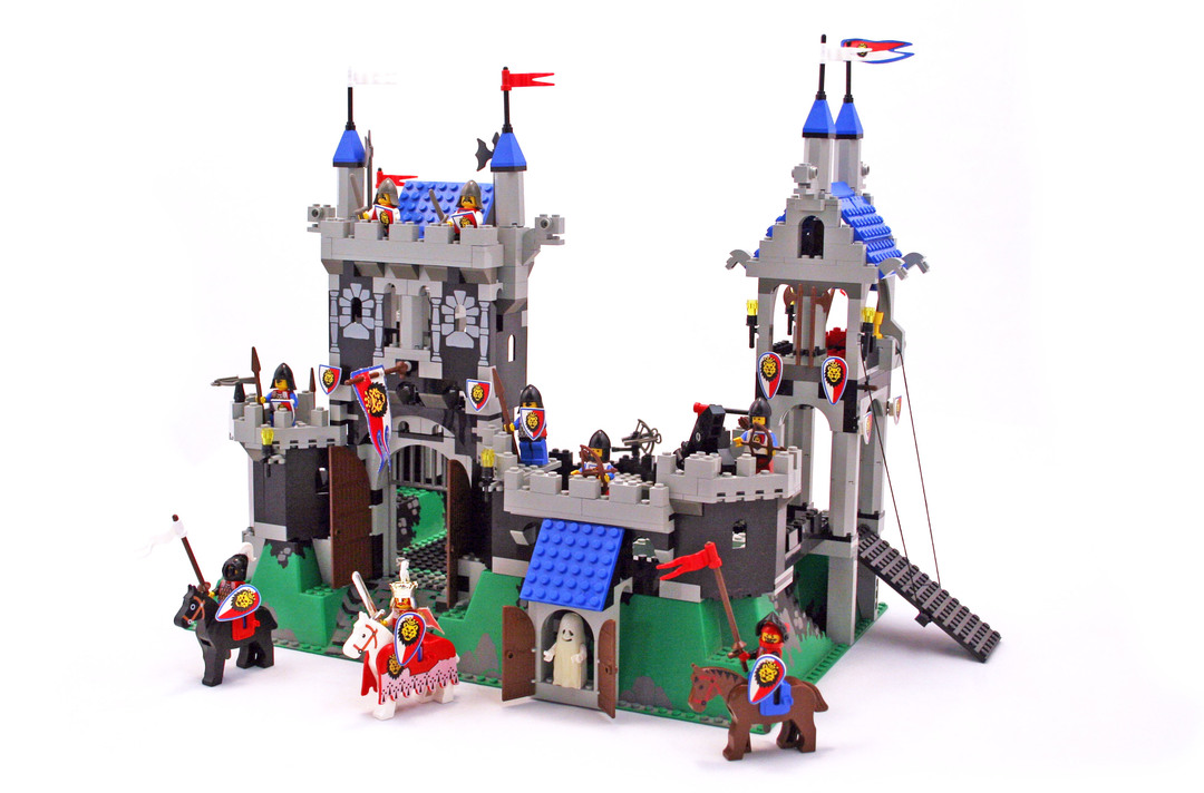 Royal Knights Castle Lego Set 6090 1 Building Sets Castle
