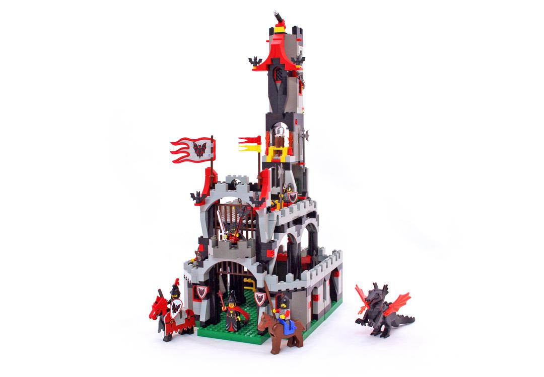 Night Lord's Castle - LEGO set #6097-1