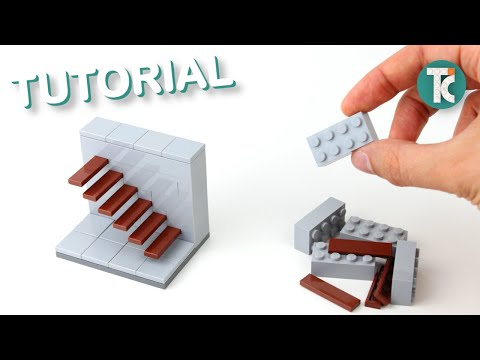LEGO Stairs (Tutorial)