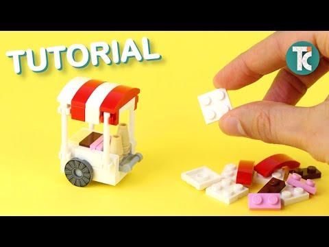 LEGO Ice Cream Cart (Tutorial)