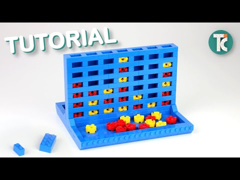 LEGO CONNECT 4 (Tutorial)