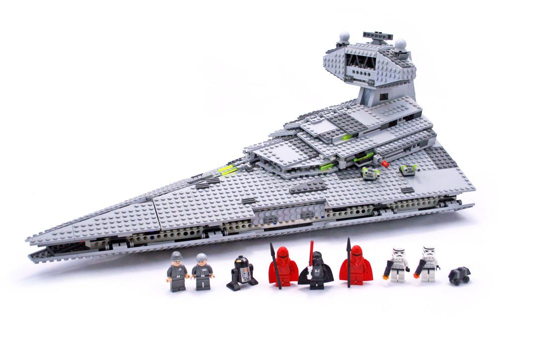 Imperial Star Destroyer Lego Set 6211 1 Building Sets Star