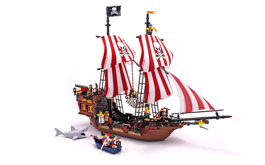 Brickbeards Bounty Lego Set 6243 1 Building Sets Pirates