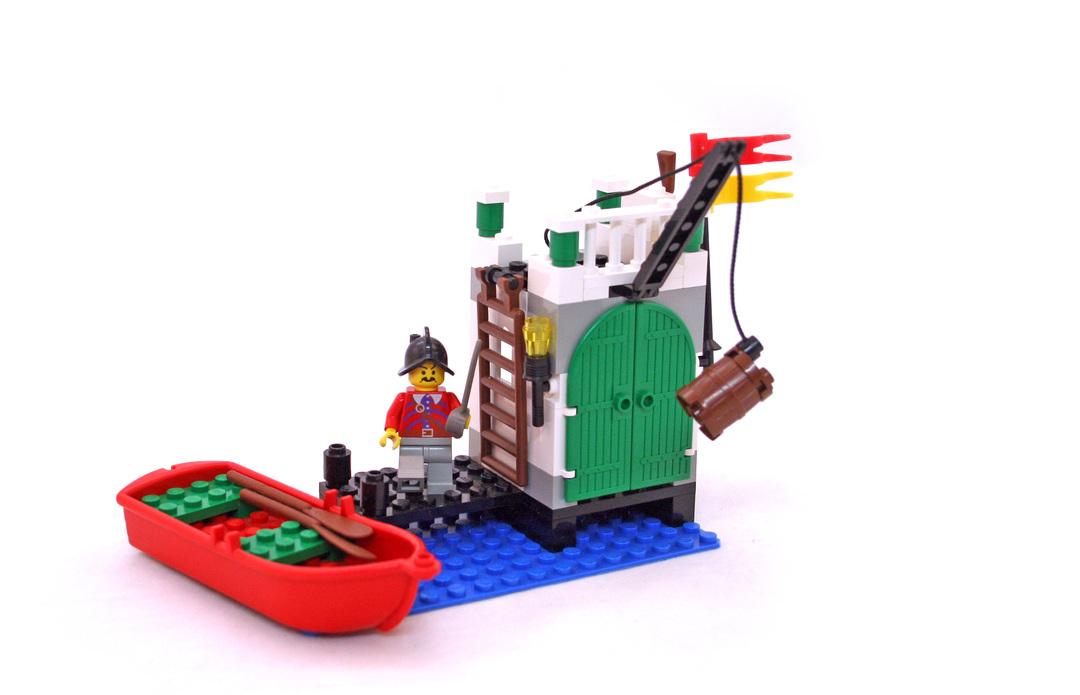 Armada Sentry - LEGO set #6244-1 - 1