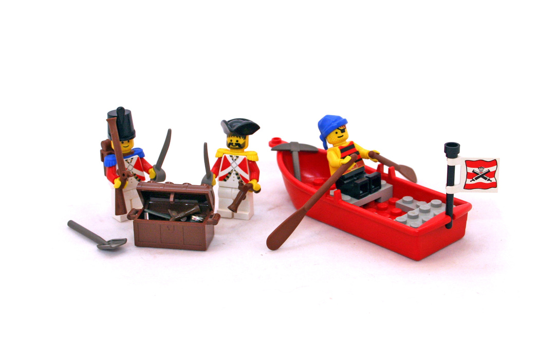 Bounty Boat - LEGO set #6247-1
