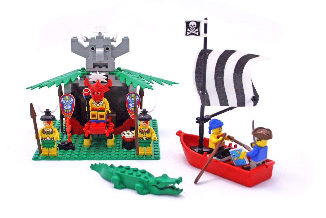 King Kahuka's Throne - LEGO set #6262-1