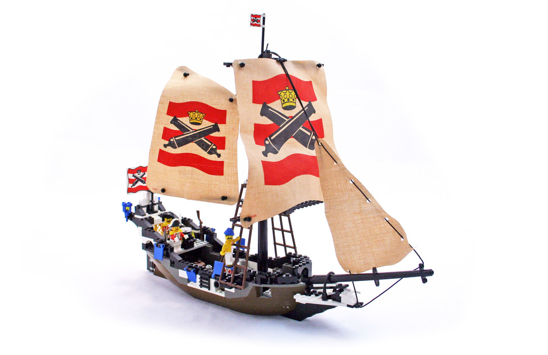 Imperial Flagship - LEGO set #6271-1 - 1