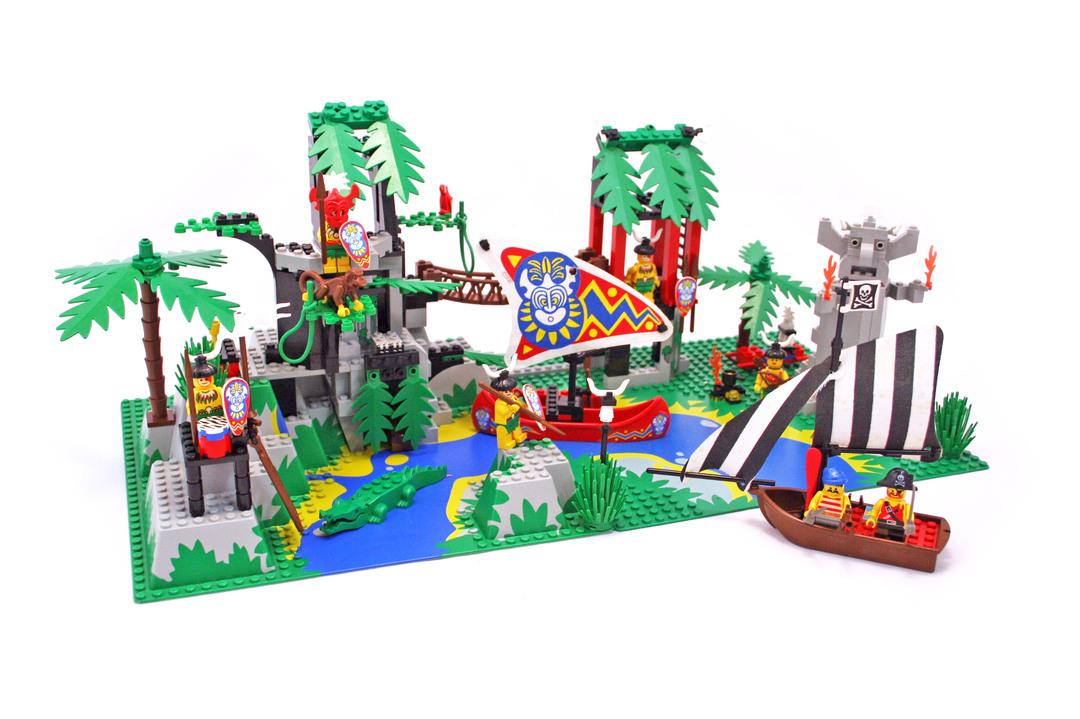 Enchanted Island - LEGO set #6278-1