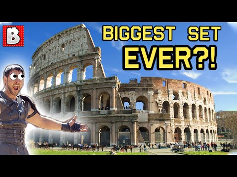 Roman Colosseum Rumored to be Biggest LEGO Set in History! | LEGO News
