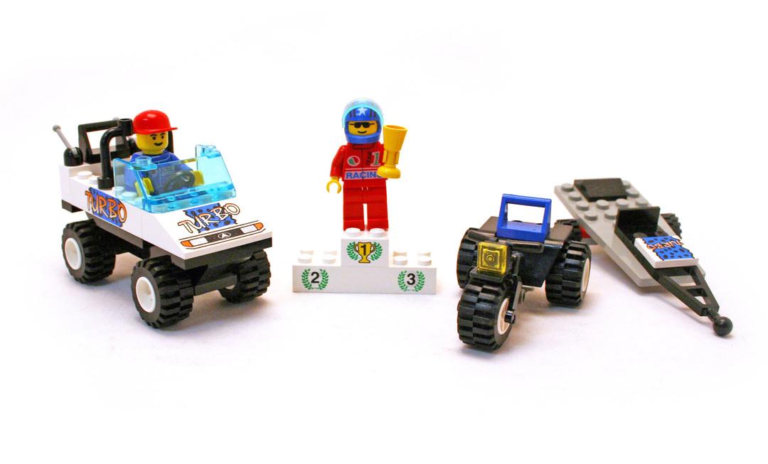Turbo Champ - LEGO set #6327-1