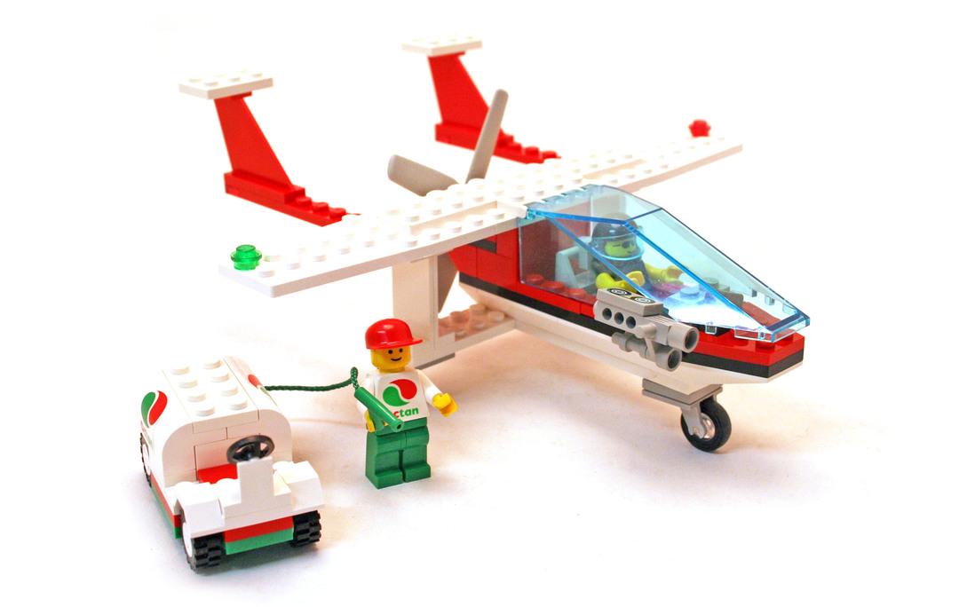 Gas N' Go Flyer - LEGO set #6341-1