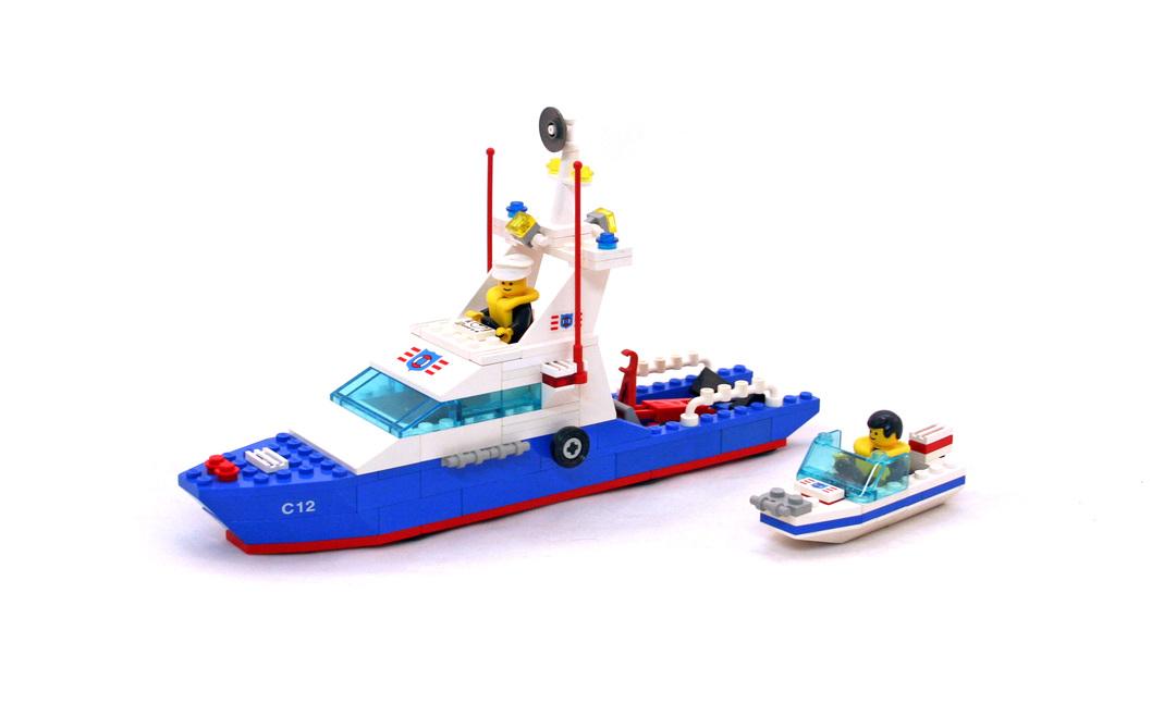 Coastal Cutter - LEGO set #6353-1