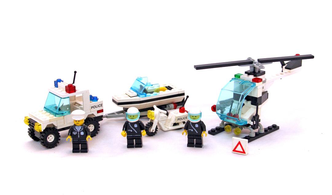 Pursuit Squad - LEGO set #6354-1