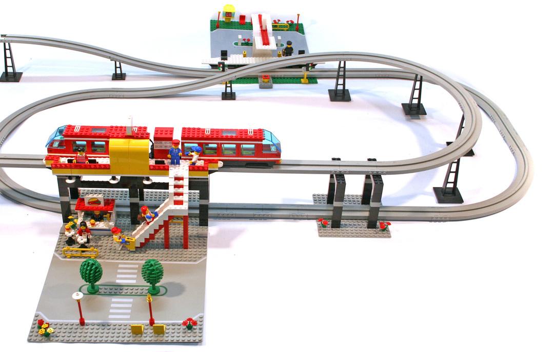 Airport Shuttle Lego Set 6399 1 Building Sets Town