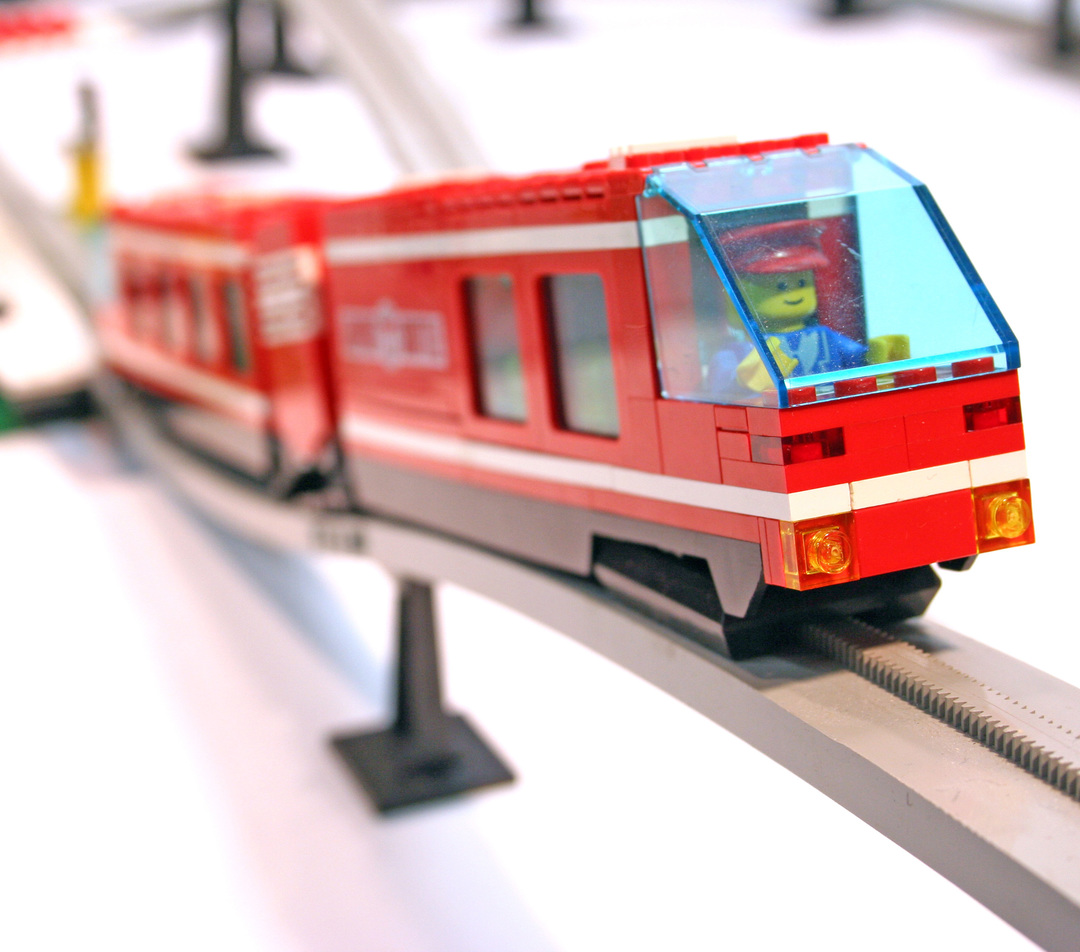 lego airport shuttle instructions