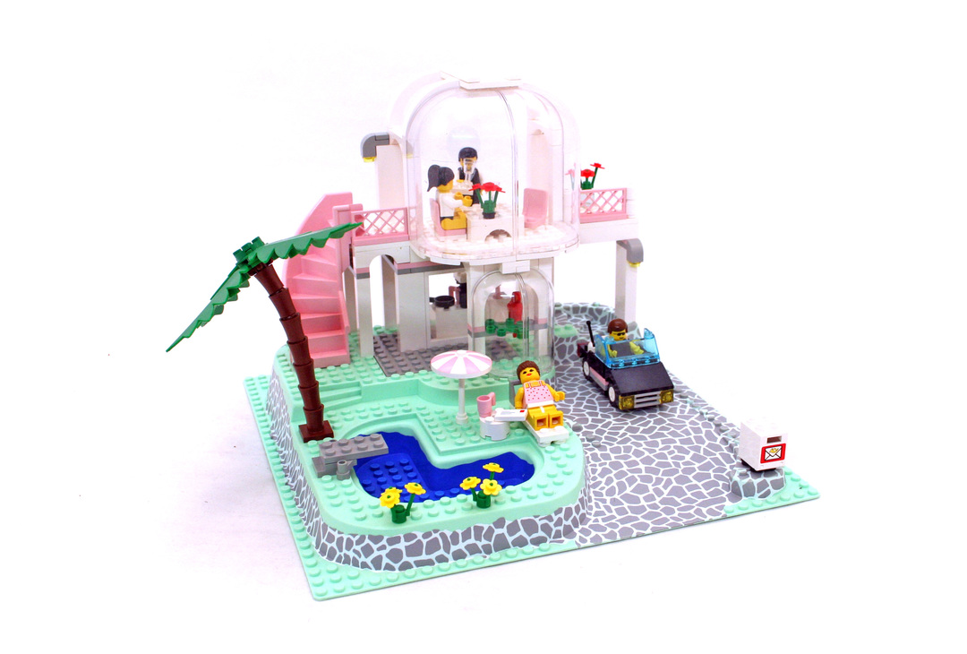 Poolside Paradise - LEGO set #6416-1