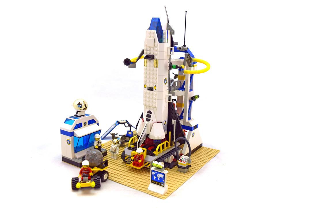 LEGO 6456-1 Mission Control
