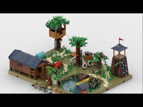 Summer Sports Camp in LEGO | Ideas Spotlight