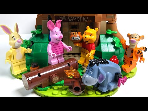REVIEW: LEGO Ideas Winnie the Pooh Delivers More Than Expected!
