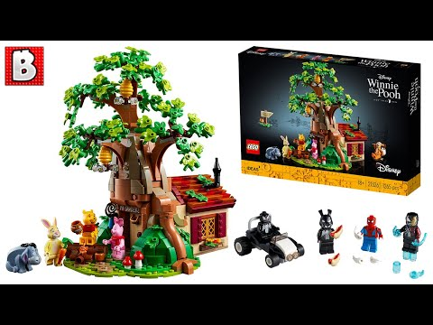 LEGO Winnie The Pooh & Spiderman Battle Pack (kinda) Revealed! | LEGO News