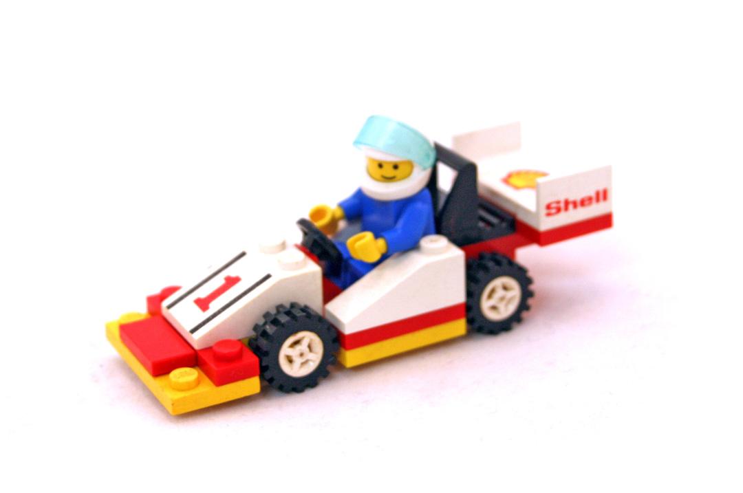 Sprint Racer Lego 6503 Building Sets Town