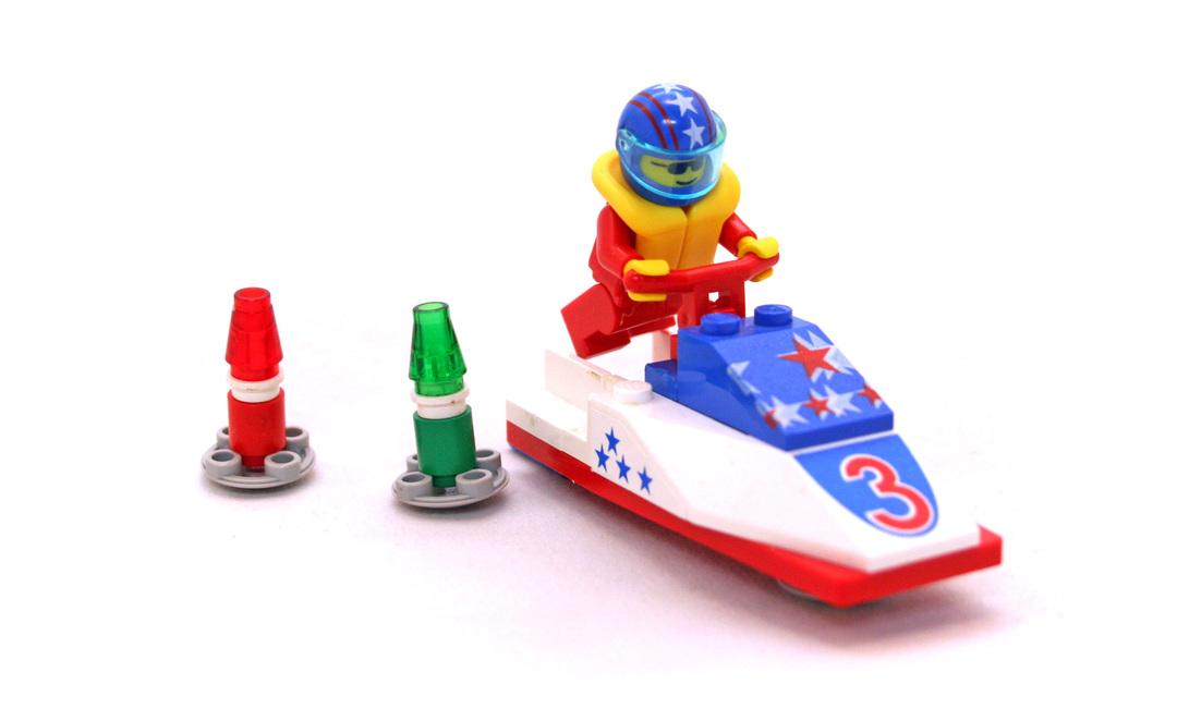 Water Jet - LEGO set #6517-1 - 1