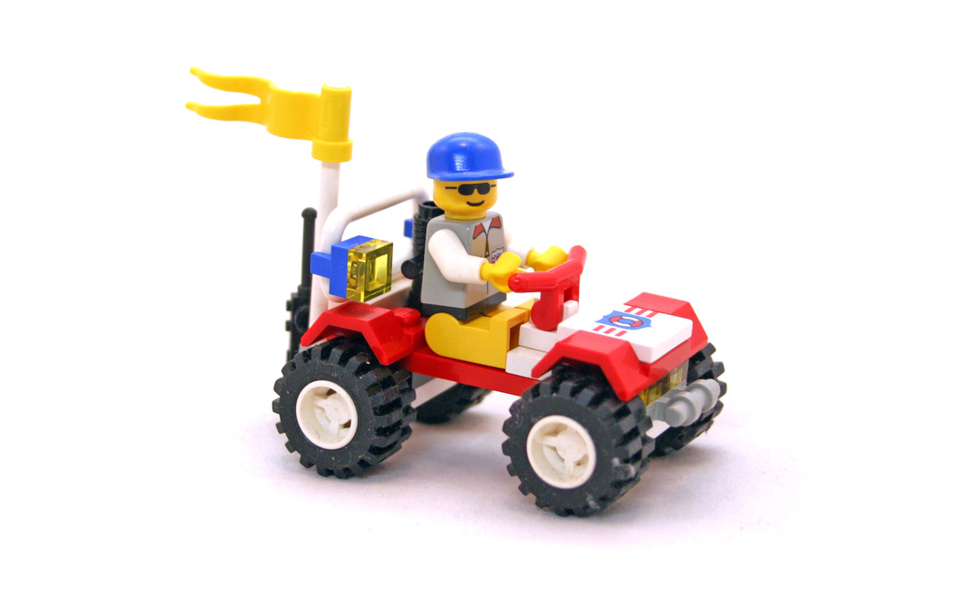 Baja Buggy - LEGO set #6518-1 - 1