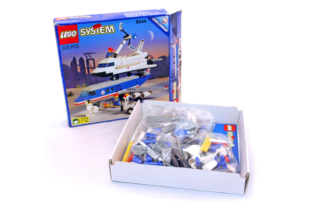 Shuttle Transcon 2 - LEGO set #6544-1