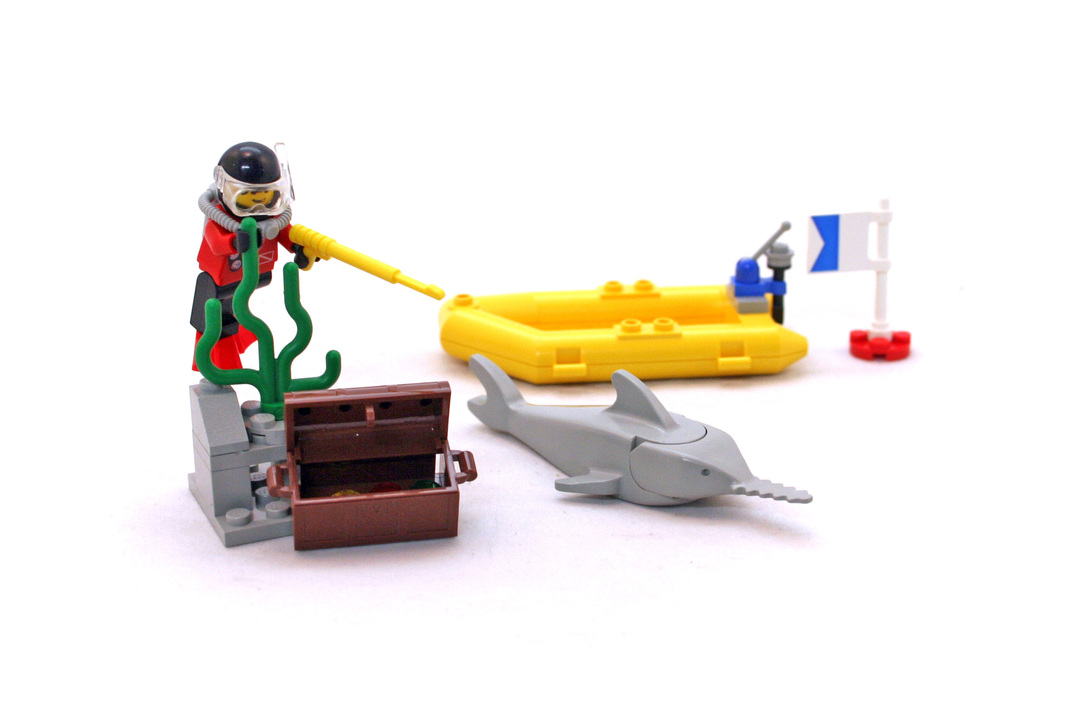 Sea Hunter - LEGO set #6555-1