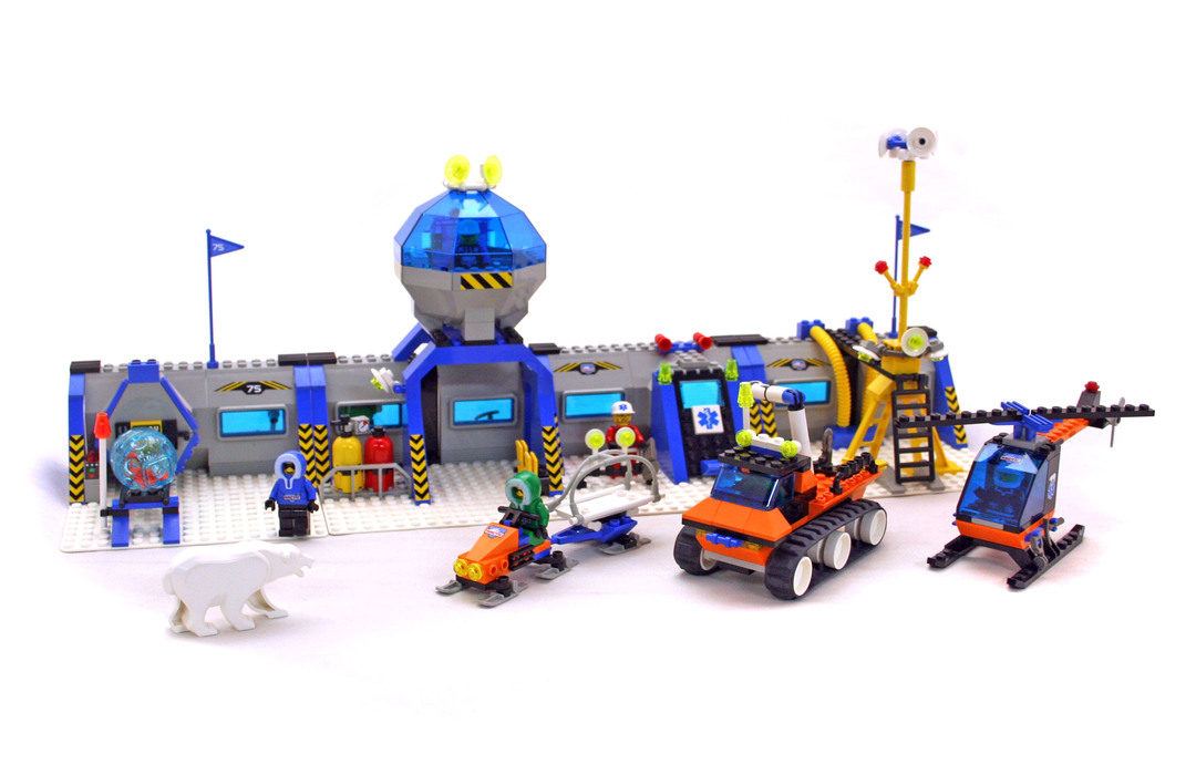 Polar Base - LEGO set #6575-1