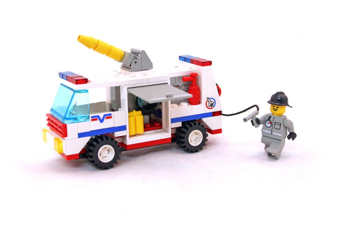 Launch Evac 1 - LEGO set #6614-1