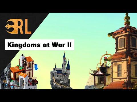 Kingdoms at War II: East vs. West Recap